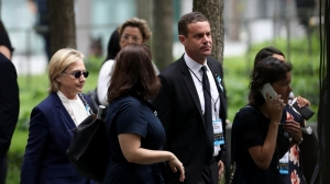 Clinton Hopes To Squash Health Rumors; Reveals Pneumonia Diagnosis
