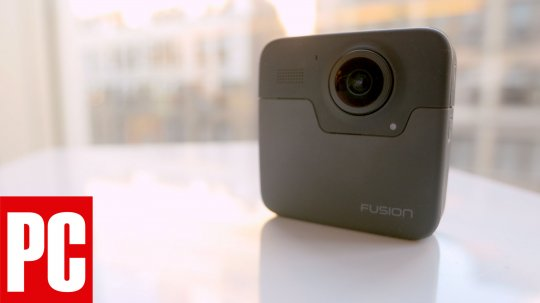 Gopro fusion review rating pcmag fandeluxe Gallery