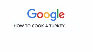 Google's Most Popular Thanksgiving Searches Are All About Food