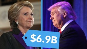 We Spent $6.9 Billion On This Election