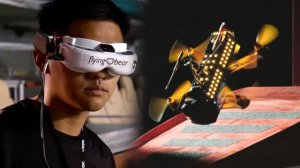 Drone Racing: The Best Sport You Didn't Know Existed