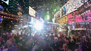 The History Behind New Year's Eve's Biggest Party
