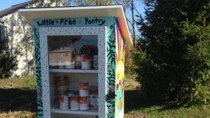 Tiny Little Boxes Are America's Newest Food Pantries