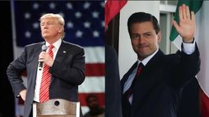 Donald Trump to Mexico's Enrique Pea Nieto: What Wall? - The ...