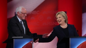 Clinton's New Health Care Plan Is Another Nod In Sanders' Direction