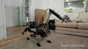 Your Next Delivery Man Could Be A Robotic Dog